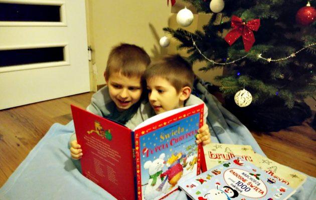 świąteczne książki